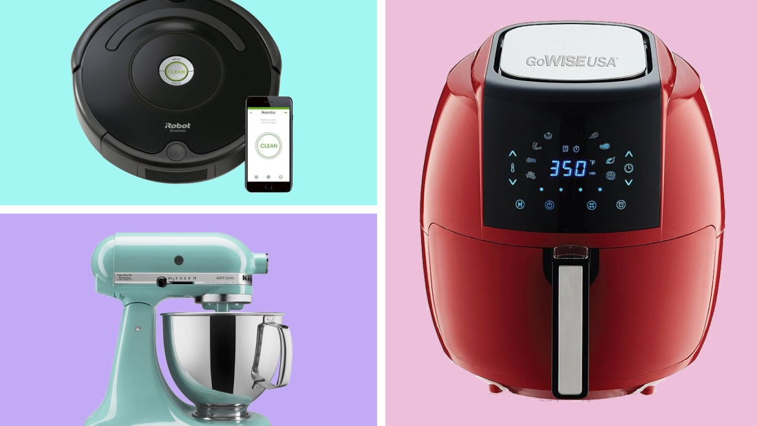 KitchenAid/iRobot/GoWise/Wayfair