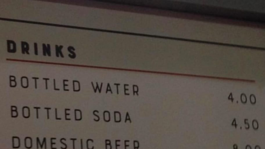 Ohio State Found An Awesome Way to Troll Michigan Fans With Beer Prices   12up