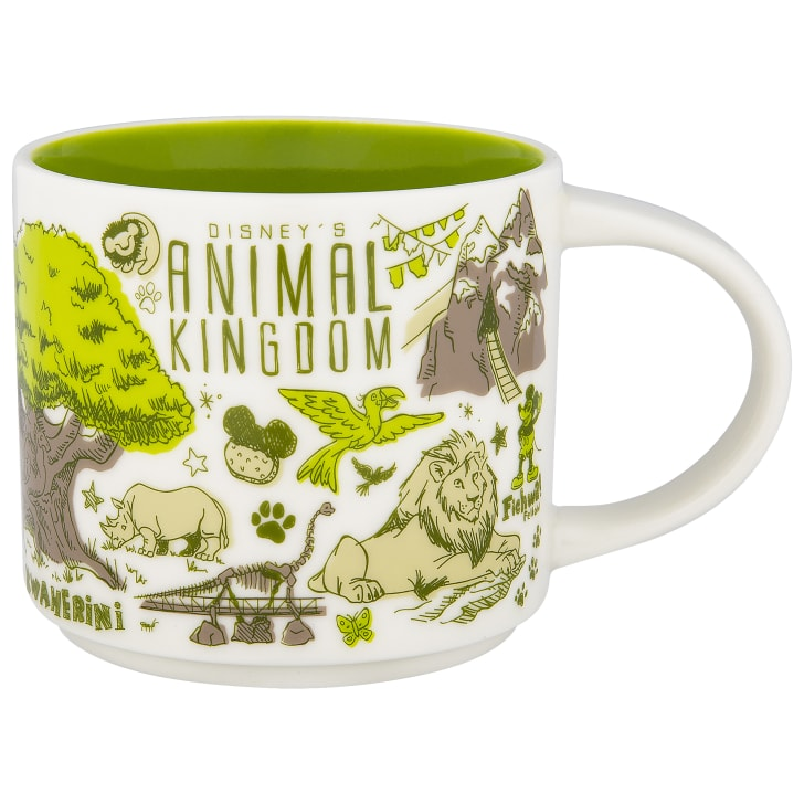 An Animal Kingdom mug