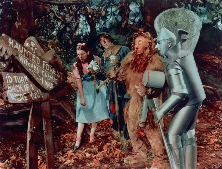 A still from 'The Wizard of Oz' (1939)
