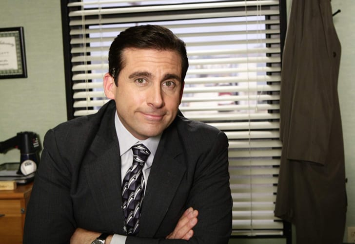 Steve Carell in 'The Office' (2005)