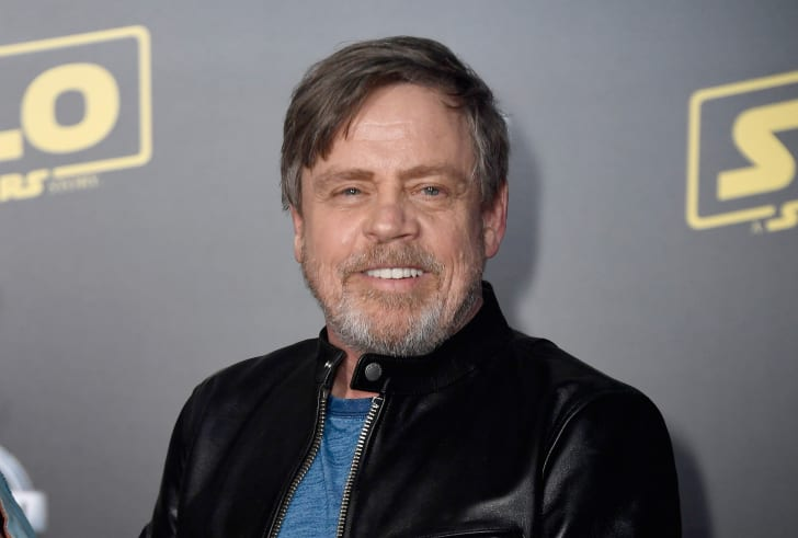 Mark Hamill attends the premiere of Disney Pictures and Lucasfilm's 'Solo: A Star Wars Story' at the El Capitan Theatre on May 10, 2018 in Los Angeles, California