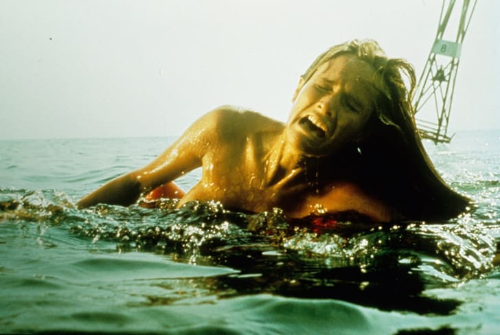 Susan Backlinie in 'Jaws' (1975)