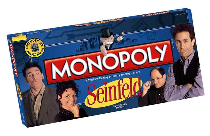 Monopoly 'Seinfeld' edition