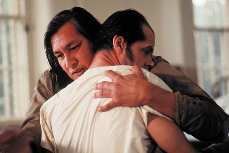 A still from 'One Flew Over the Cuckoo's Nest' (1975)