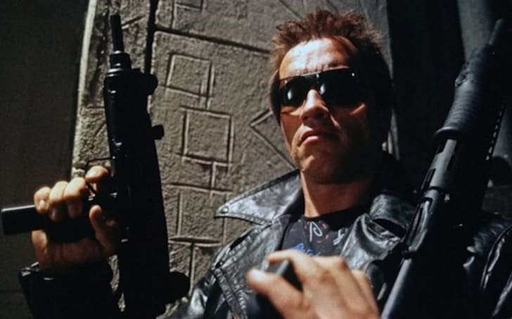 Arnold Schwarzenegger in 'The Terminator' (1984)