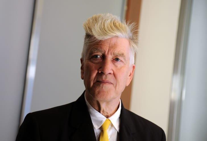 A photo of David Lynch
