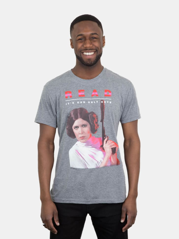 f00c1657 Out of Print's Retro Star Wars T-Shirts Pay Homage to an '80s ...