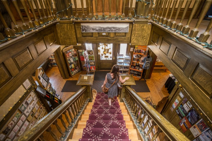 The Best Bookstores in All 50 States | Mental Floss