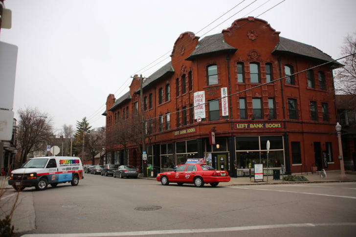 Left Bank Books in St. Louis, Missouri