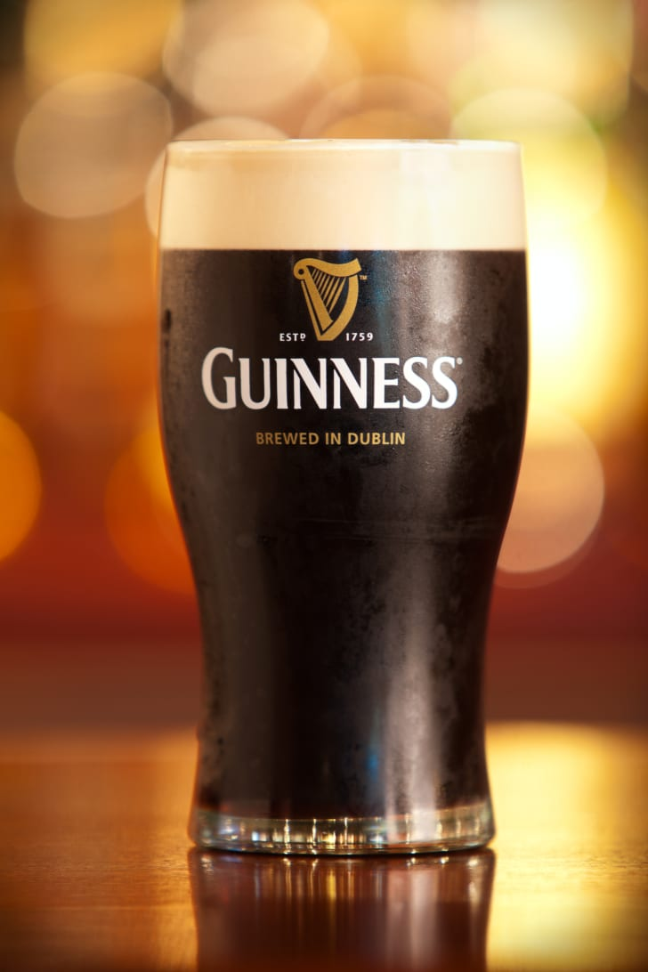 Sl inte 15 facts about guinness beer mental floss - Guinness beer images ...