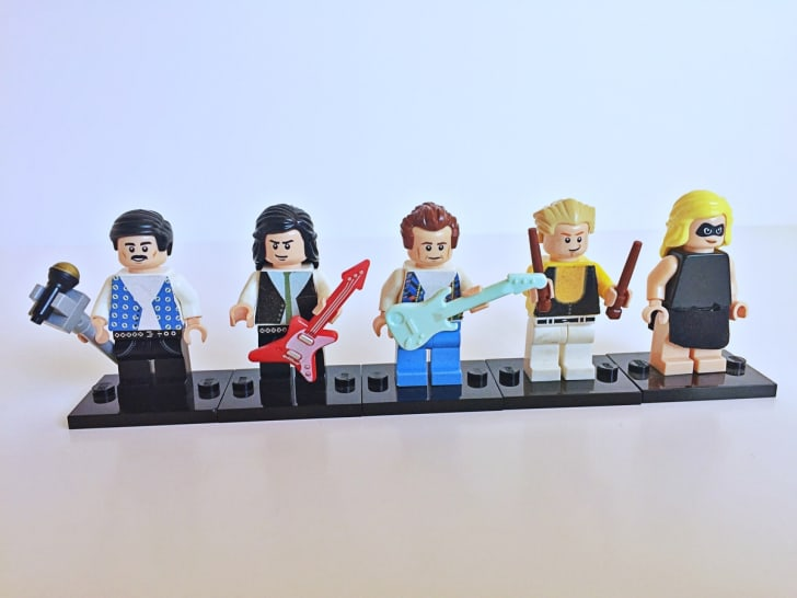 Queen mini figures