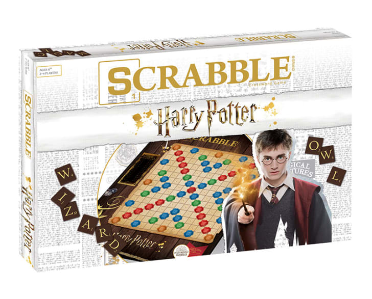 Harry Potter version of Scrabble.