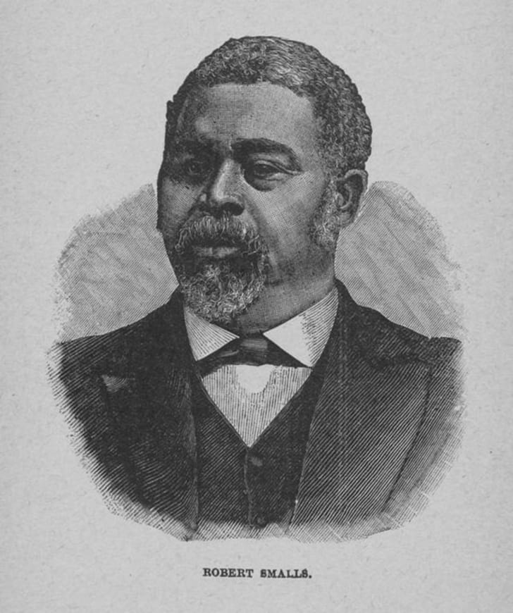 Portrait of Robert Smalls