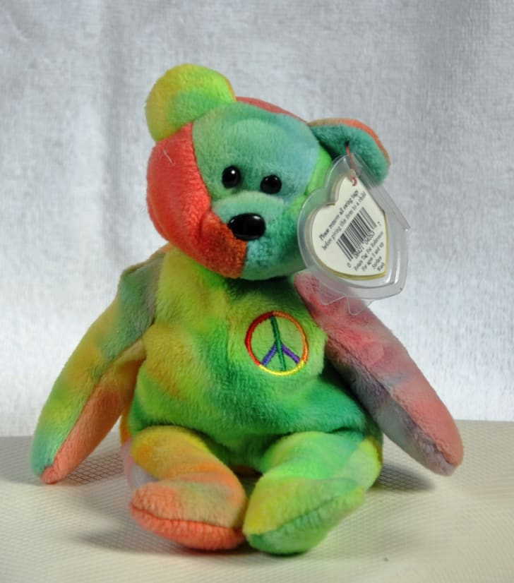 picture about Beanie Baby Checklist Printable named The 10 Maximum Worthwhile Beanie Infants That Might Be Hiding inside