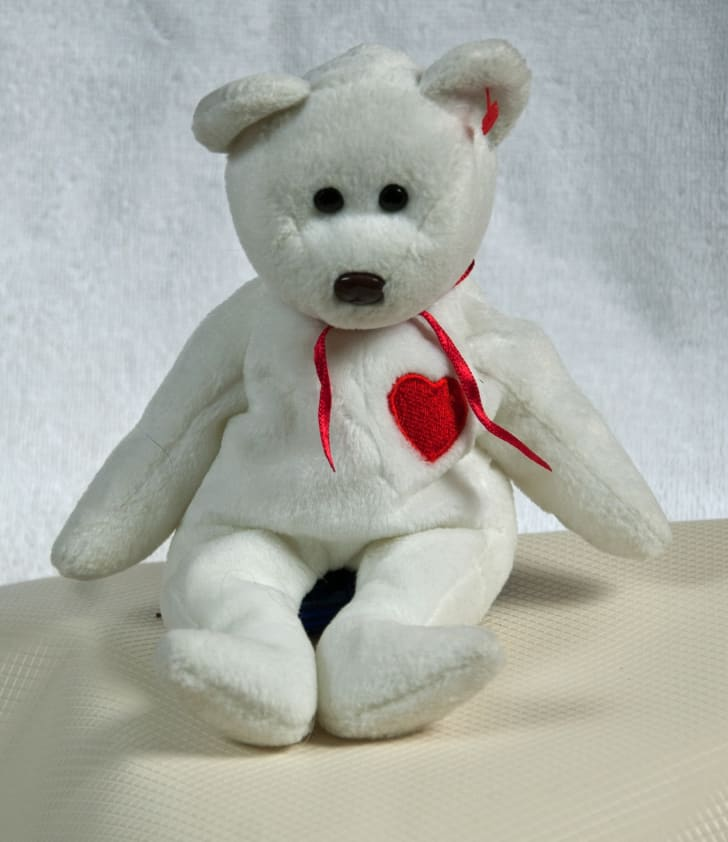 photo regarding Beanie Baby Checklist Printable named The 10 Highest Rewarding Beanie Infants That May well Be Hiding within just