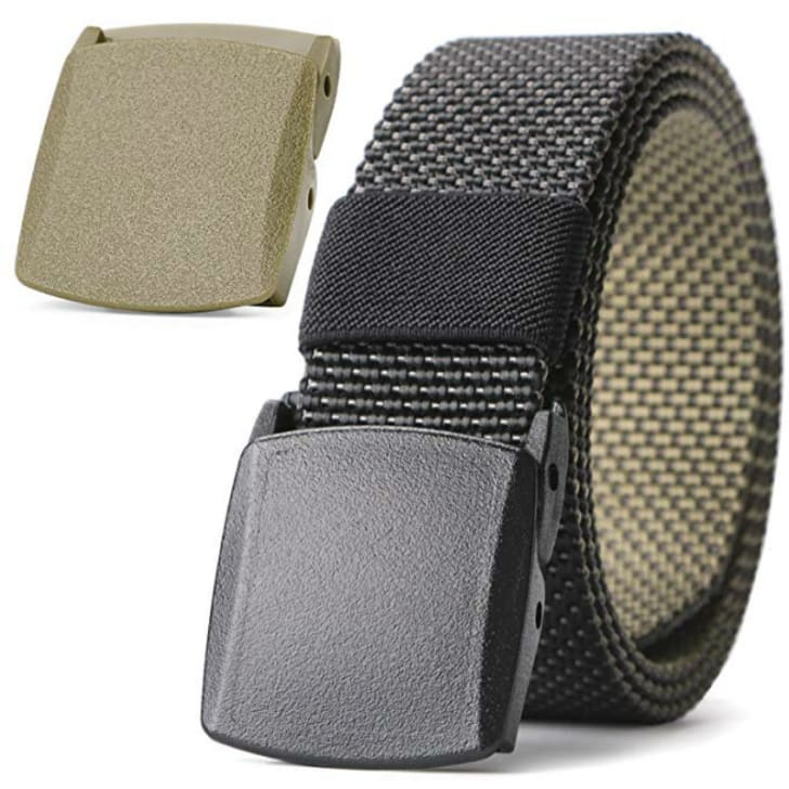 A Jasgood nylon belt is pictured