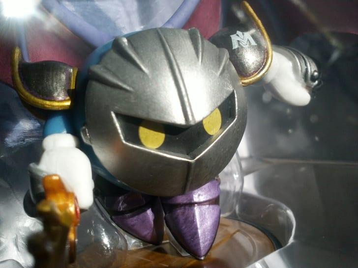 Video game character Meta Knight