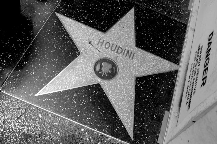 10 Facts About Harry Houdini | Mental Floss