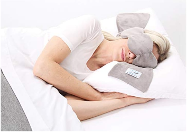 The nodpod weighted sleep mask