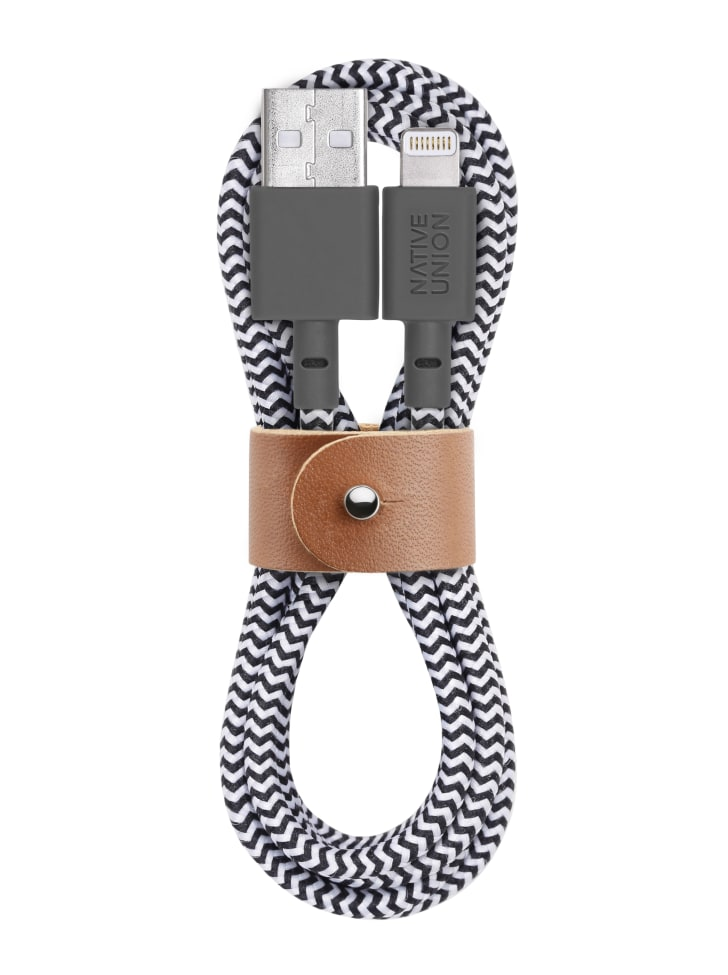 Native Union BELT charging cable