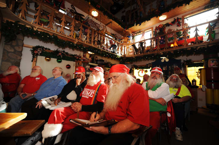 13 Things to Know About The World's Oldest Santa School