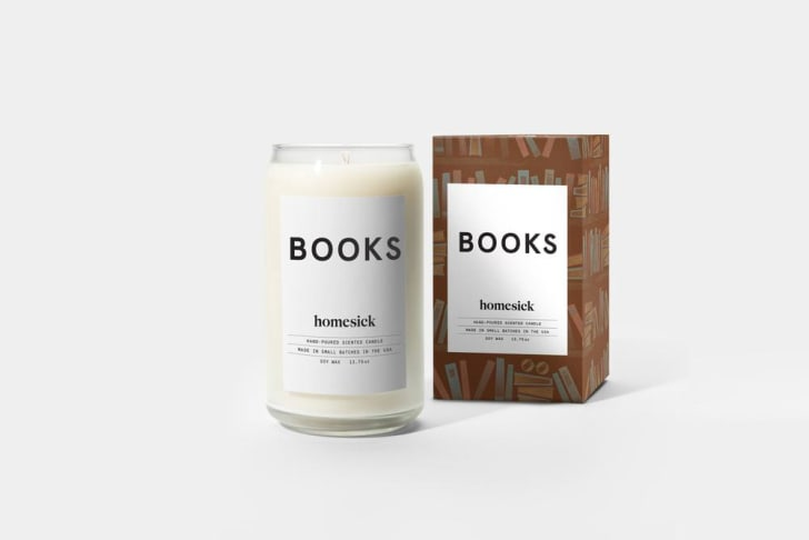 The Books candle
