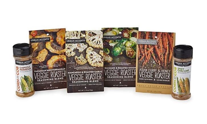 veggie spice blend collection