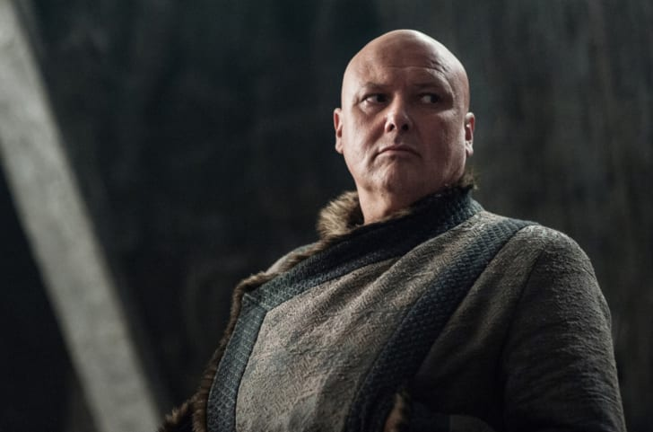 Conleth Hill as Lord Varys in 'Game of Thrones'