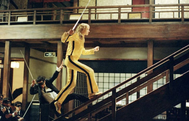 Uma Thurman in 'Kill Bill: Vol. 1' (2003)