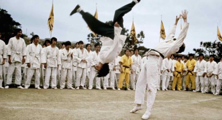 Bruce Lee in 'Enter the Dragon' (1973)
