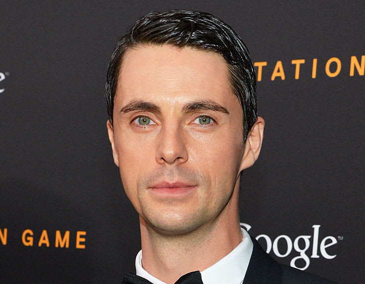 Actor Matthew Goode attends the 'The Imitation Game' New York Premiere at Ziegfeld Theater in 2014