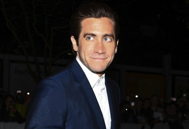 Jake Gyllenhaal attends the 2018 Toronto International Film Festival - 'The Sisters Brothers' premiere at Princess of Wales Theatre on September 8, 2018