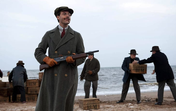 Jack Huston in 'Boardwalk Empire'