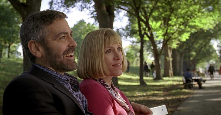 George Clooney and Frances McDormand in 'Burn After Reading' (2008)
