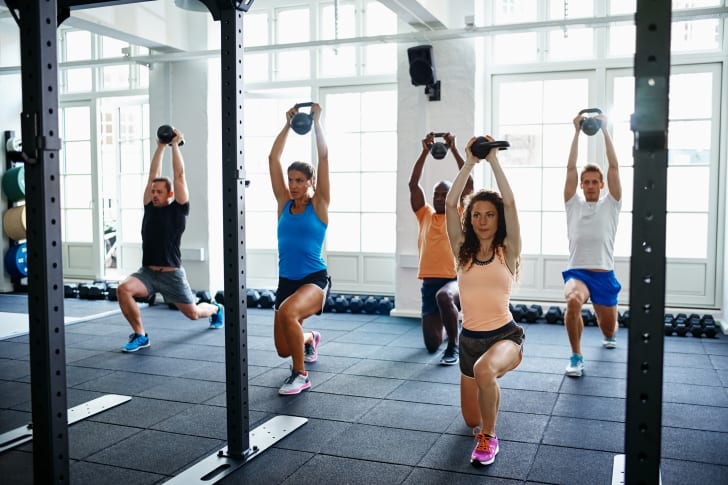 excercise class