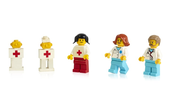 Minifigure doctors