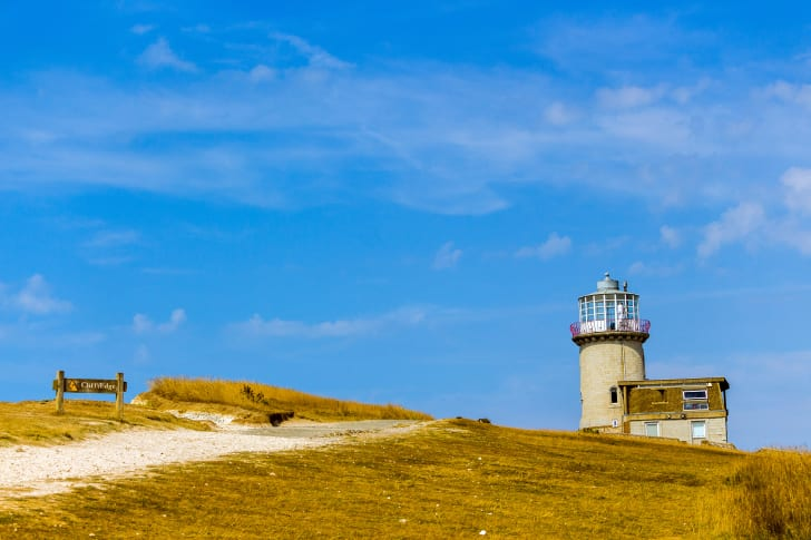 Belle Tout Lighthouse, Beachy Head, UK