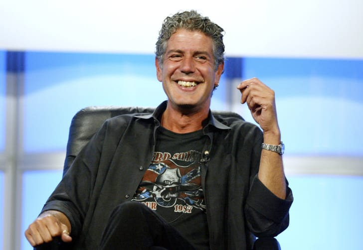 image of Anthony Bourdain