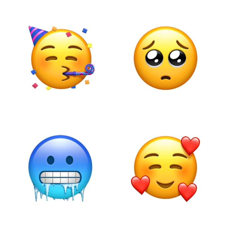 Here's a Preview of the 70 New Emojis Coming to Your iPhone