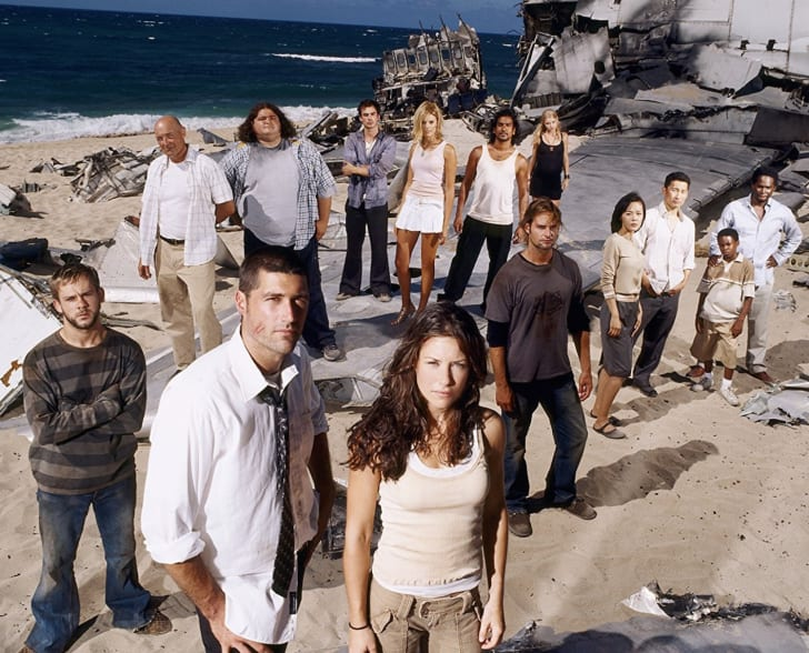 The cast of 'Lost'