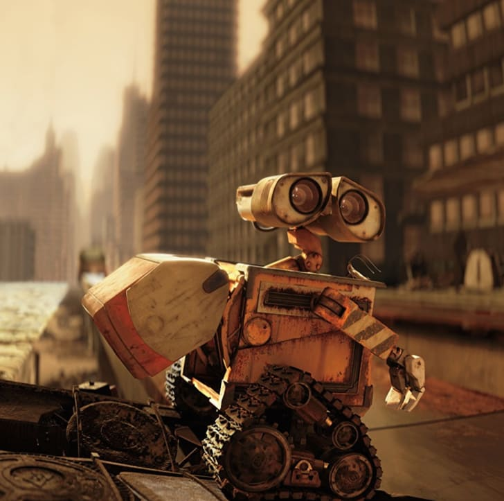 A still from 'WALL·E' (2008)