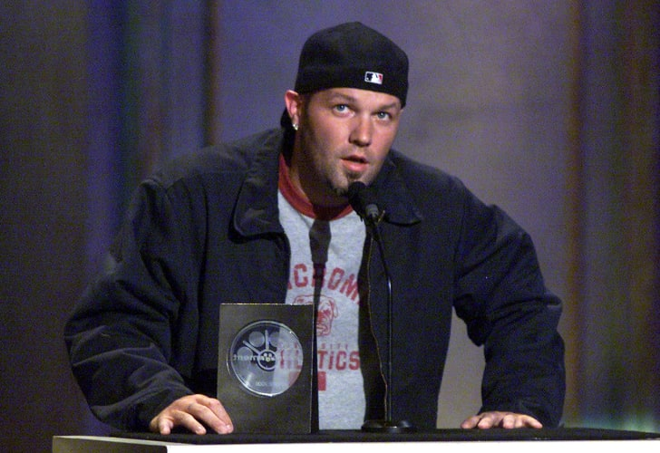 Fred Durst in 2000