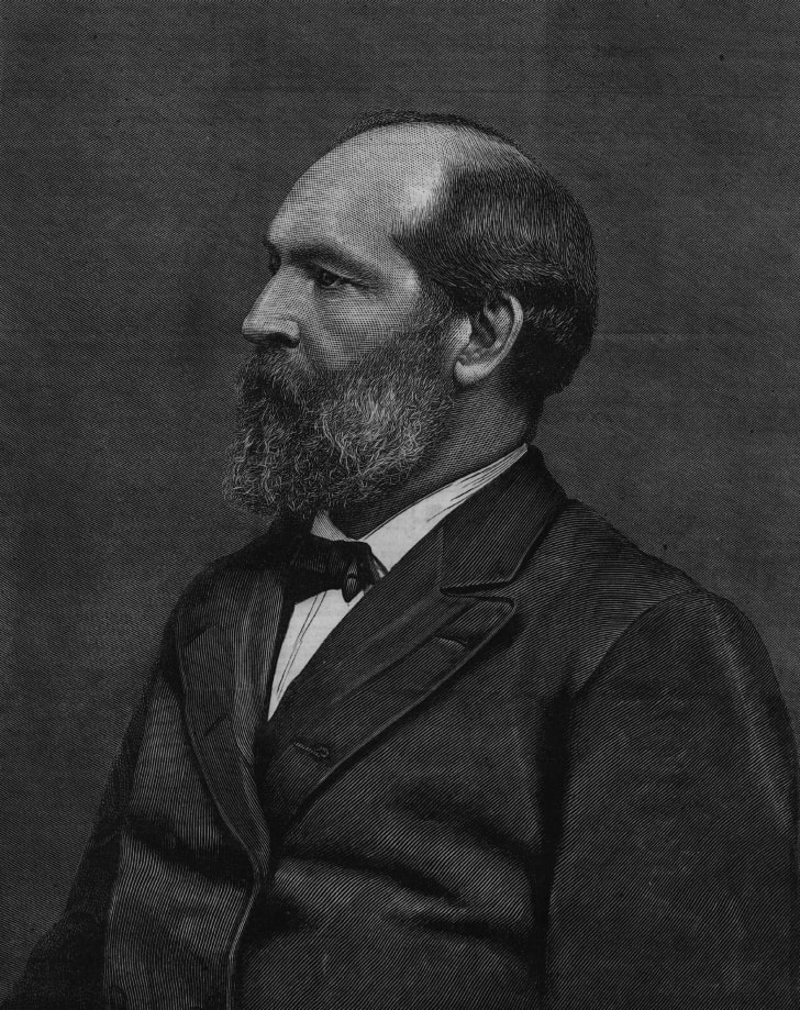 James Garfield