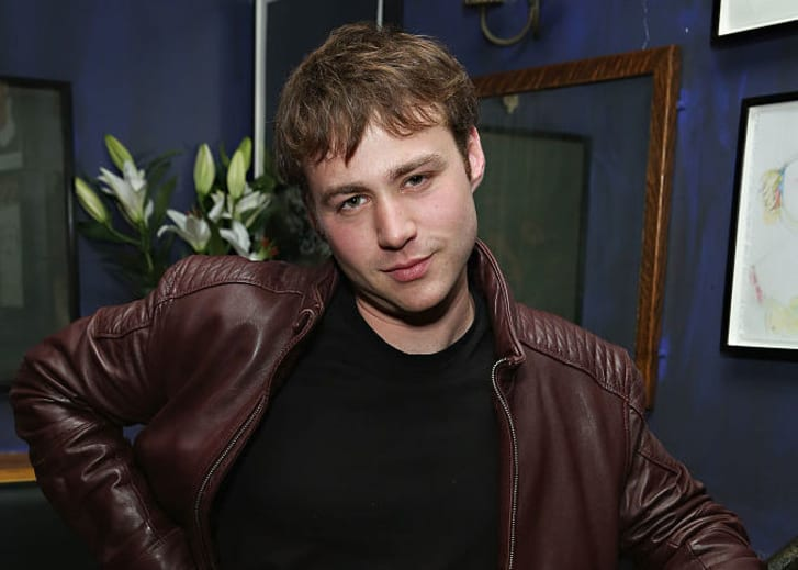 Actor Emory Cohen attends the 2016 Tribeca Film Festival after party for Vincent N Roxxy at Black Market on April 19, 2016 in New York City