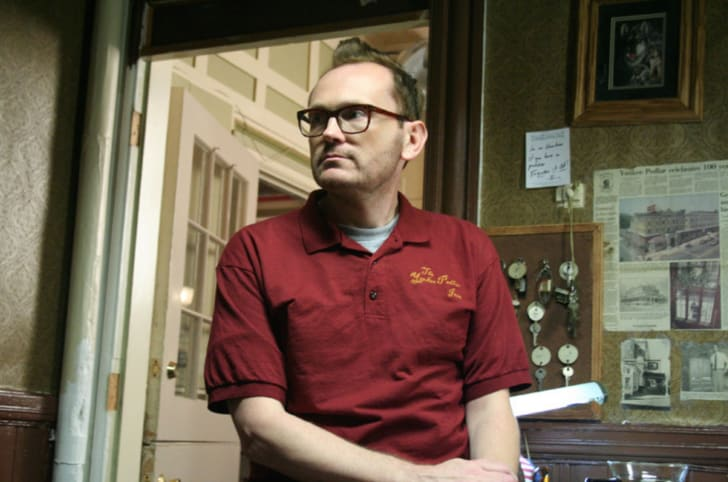 Pat Healy in 'The Innkeepers' (2011)
