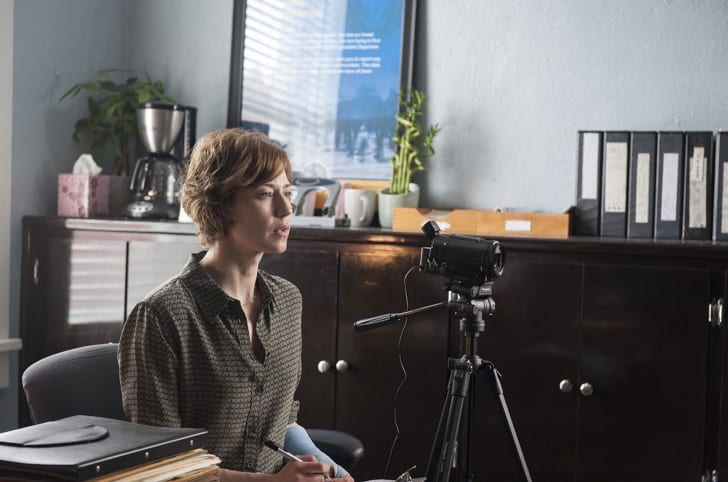Carrie Coon stars in HBO's 'The Leftovers'