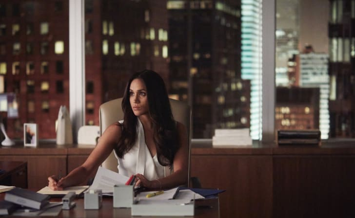 Meghan Markle in 'Suits'