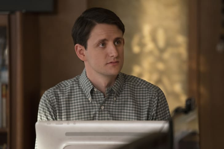 Zach Woods as Jared in 'Silicon Valley'