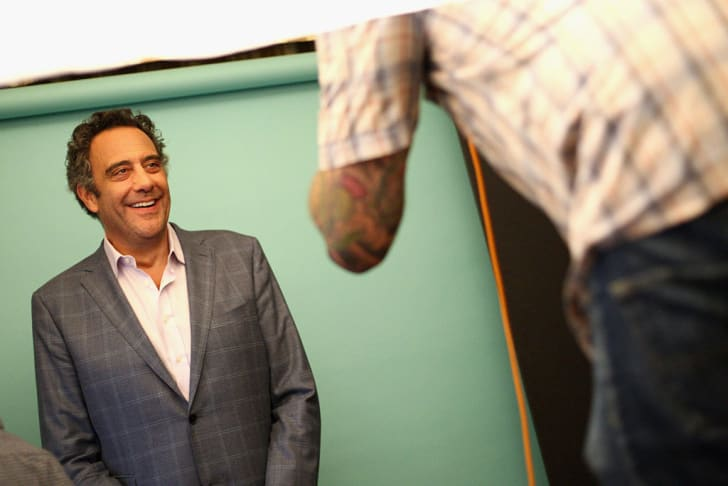 Actor Brad Garrett of FX's 'Fargo' attends the Getty Images Portrait Studio powered by Samsung Galaxy at 2015 Summer TCA's at The Beverly Hilton Hotel on August 7, 2015 in Beverly Hills, California